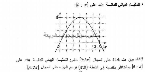 حل تمرين 59 ص 111 رياضيات 1 ثانوي